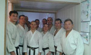 Les élèves du Club de Blois avec leur enseignant
